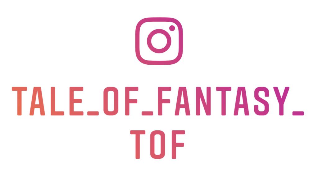 Compte Instagram de ToF !